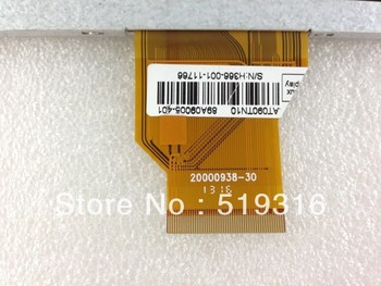 9 colių AT090TN10 20000938-30 20000938-00 LCD BLUEING M9 Aoson m92 lcd