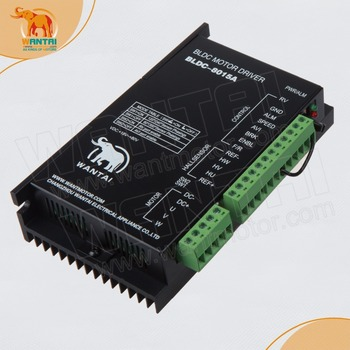 CNC Wantai Brushless DC Motor Driver BLDC-8015A,50VDC,5000RPM piko